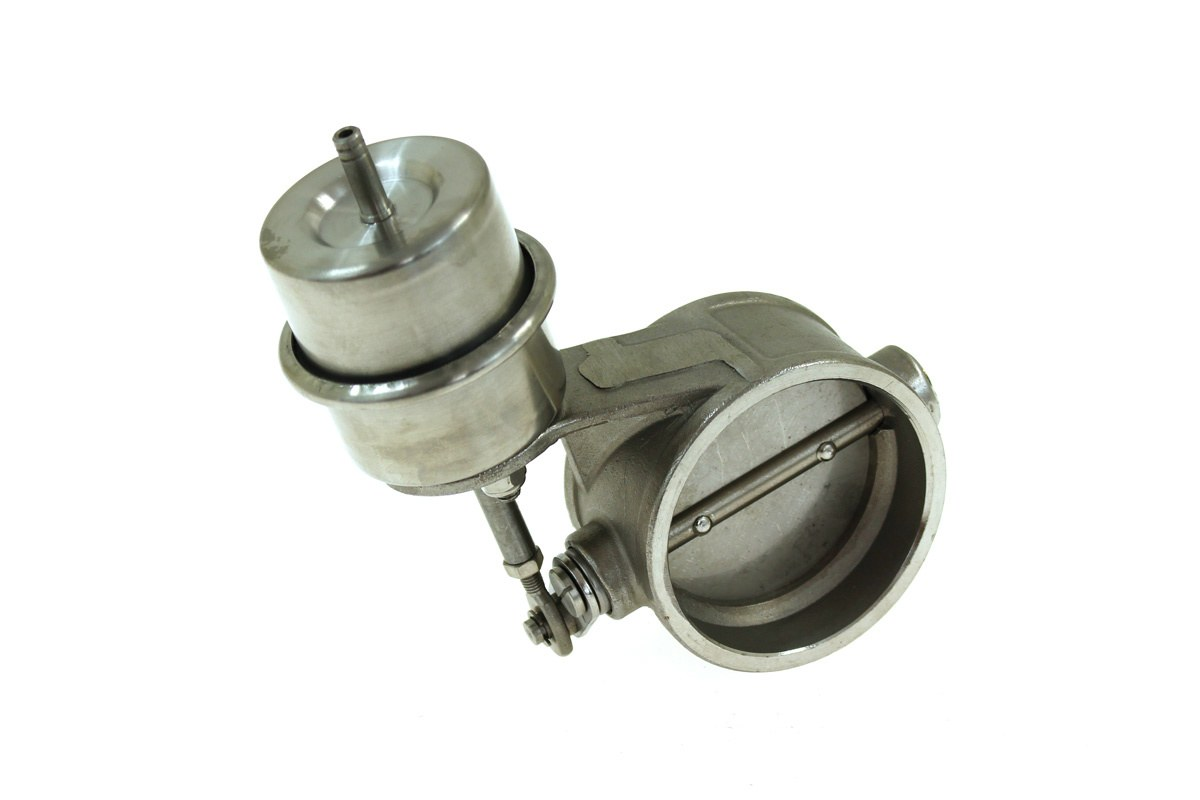 Przepustnica wydechu pneumatyczna 63mm Vacuum Closed - GRUBYGARAGE - Sklep Tuningowy